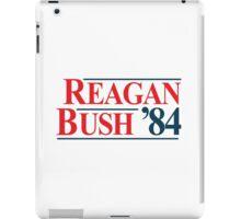 Legendary Regan Bush 84 Campaign iPad Case/Skin