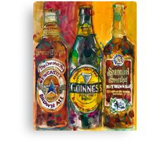 NewCastle, Guinness, Samuel Smith  Canvas Print