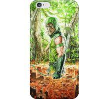 GREEN ARROW iPhone Case/Skin