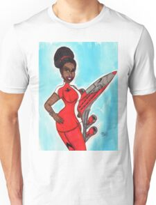 Flight Crew 4262 Debra Unisex T-Shirt