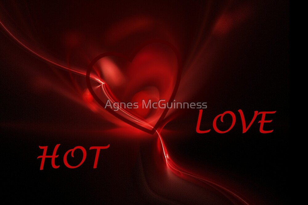Hot Love by Agnes McGuinness