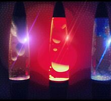 lava lamps by TopherLee
