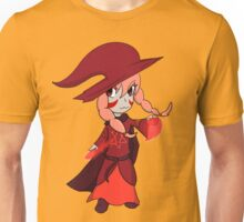 Witch of Flames Unisex T-Shirt