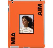 MIA - AIM iPad Case/Skin