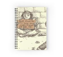 I Am Your Kid Spiral Notebook