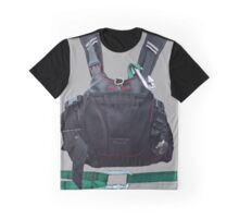 PFD Raft Guide Shirt With Flip Line Graphic T-Shirt