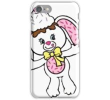 Hallmark Yumyums Fudgie Wudgie Bunny iPhone Case/Skin