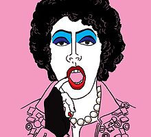 Dr Frank-N-Furter by COTTONCOPY