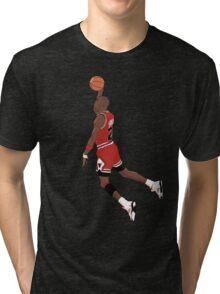 Michael Jordan Dunk Tri-blend T-Shirt