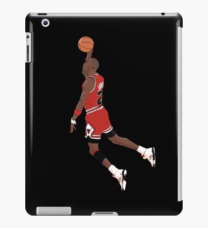 Michael Jordan Dunk iPad Case/Skin