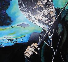 Harry by artbynewton