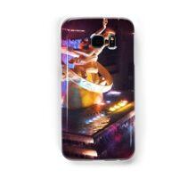 Rockefeller Plaza  Samsung Galaxy Case/Skin