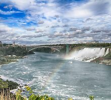 Rainbow Bridge by Teresa Zieba