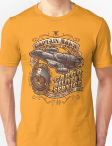 Capt. Mal's Cargo Delivery T-Shirt