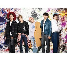 SHINee Art Photographic Print