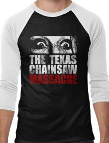 The Texas Chainsaw Massacre Men's Baseball ¾ T-Shirt