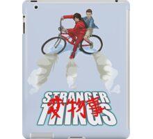 Stranger Things X AKIRA mashup iPad Case/Skin