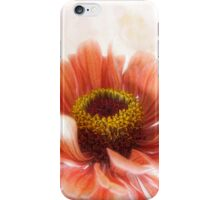 Zinnia Bright iPhone Case/Skin