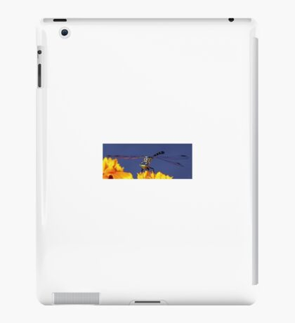 Nature's Helicopter iPad Case/Skin