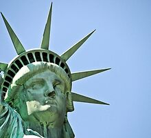 Lady Liberty by Jacki Campany