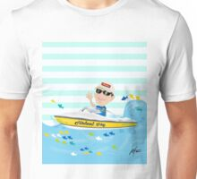 Michael happy sailing Unisex T-Shirt