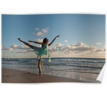 Sunrise Dancer 1 Poster