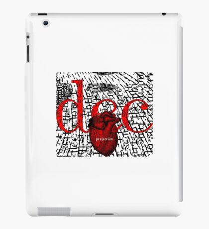 december = projection iPad Case/Skin