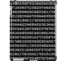 Pi iPad Case/Skin