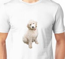 Goldendoodle puppy Unisex T-Shirt
