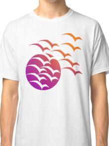 Sunset Migration Classic T-Shirt