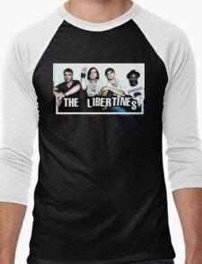 the libertines Men's Baseball ¾ T-Shirt