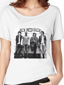 the libertines Women's Relaxed Fit T-Shirt