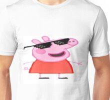 Peppa The Dank Pig Unisex T-Shirt