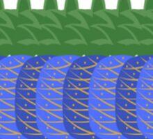 CNU Pineapples Sticker