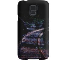 Tracks to Nowhere Samsung Galaxy Case/Skin