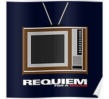 """""""Addiction"""" Requiem For A Dream Tribute by Joseph Wade Poster"""