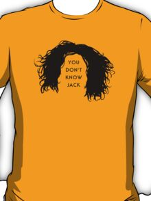 You don't know Jack T-Shirt