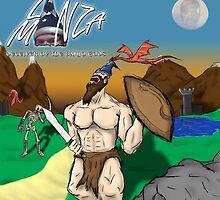 Deceiver ov the Banjo Gods by LanzaManza