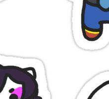 Monster Atsume: Anime Squad Sticker
