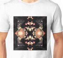 Mirrored Mandelbrot Unisex T-Shirt