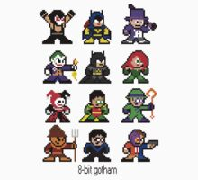 8-bit Gotham Kids Clothes
