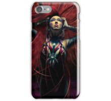 Desiree By Raven Macabre iPhone Case/Skin