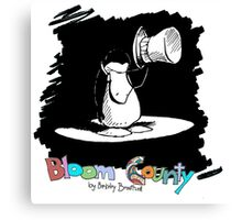 Bloom County Canvas Print