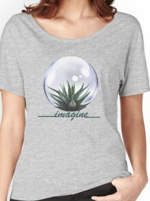 What you imagine you create Women's Relaxed Fit T-Shirt