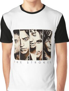 the strokes Graphic T-Shirt