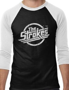 the strokes Men's Baseball ¾ T-Shirt