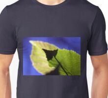 Leaves Threesome. Unisex T-Shirt