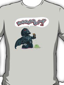 Little Vader's TRUE Tragedy T-Shirt