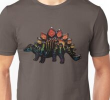 Stellar Stegosaurus Unisex T-Shirt