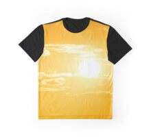 Golden Sunrise | Hampton Bays, New York Graphic T-Shirt